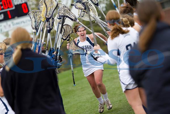 Women's Lacrosse - 04/22/11