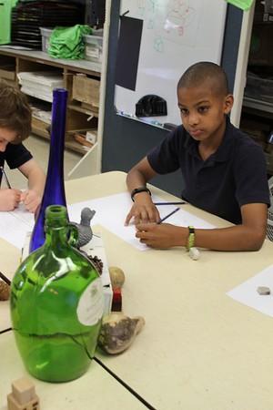 4th Grade - Still Life Drawing