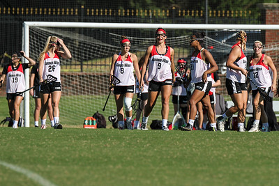 Gardner-Webb Women's Lacrosse Fall Play Day @ High Point, 10-02-16