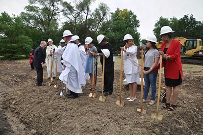 Holy Savior Mass & Groundbreaking Ceremony June 24, 2018