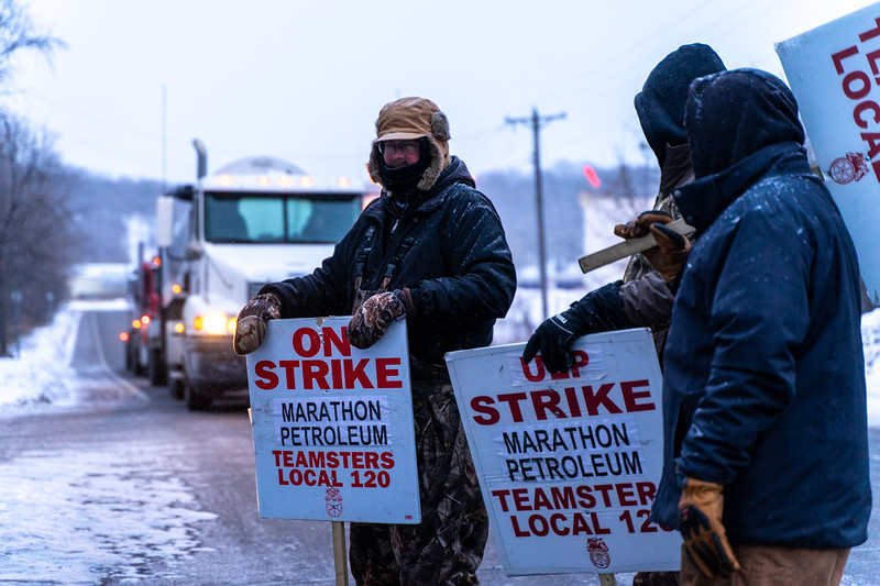 2021 02 11 Teamsters Marathon Strike Picket lines-46.jpg