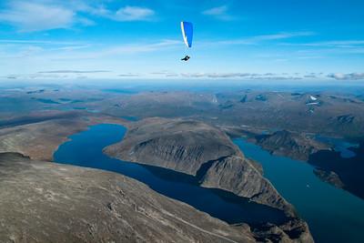 Paragliding 2014