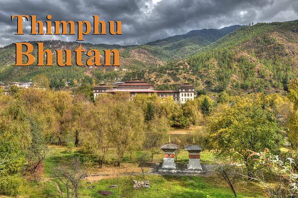 Bhutan, Thimphu