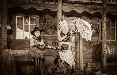 Shandra and Ayden Tillotson