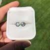 4.08ctw Old European Cut Diamond Pair, GIA I VS2, I SI1 8
