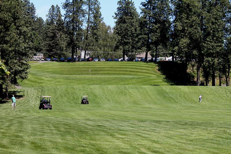 #18, Downriver GC, Spokane, WA