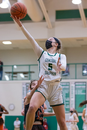 2021-03-09   GHSBB   Central Dauphin vs. Central York (District 3 Semifinals)