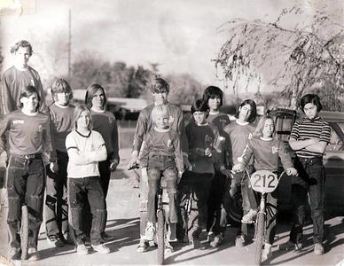 Canoga Cycle Team - by Russ Okawa