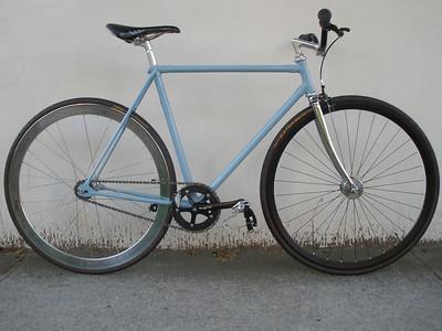 Ameila's new/old bike