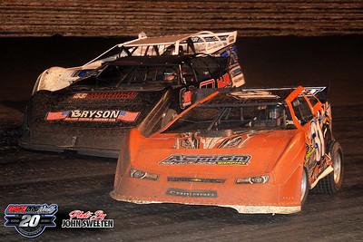 DIRTcar Sunshine Nationals - 1/17/20 - John Sweeten
