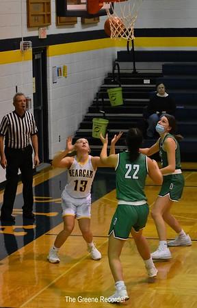 Girls Basketball vs Osage