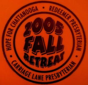 2005 Fall Retreat