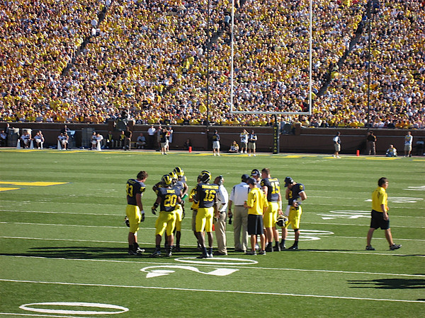 Michigan vs Penn State (2007-09-22)