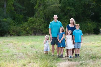 The Tibbert Family 2020