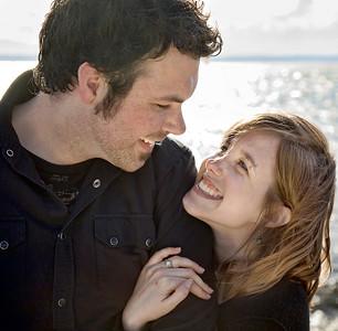 Rachel and John