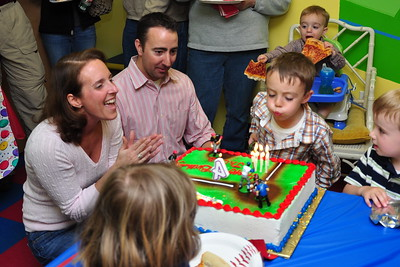 2010-04-17 - Jacob's 4th Birthday