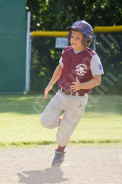 Baseball; Little League 9-10 All-stars; Coastal vs Ellsworth; 7/11
