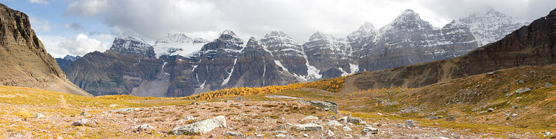 Canadian Rockies 2008