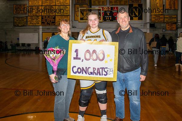 Sanderson 1000 Points