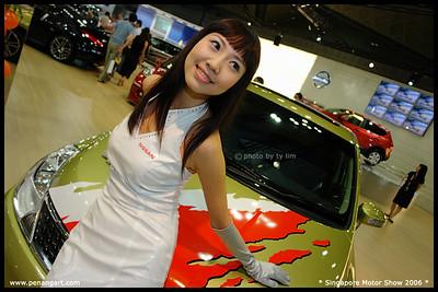 Singapore Motor Show 2006