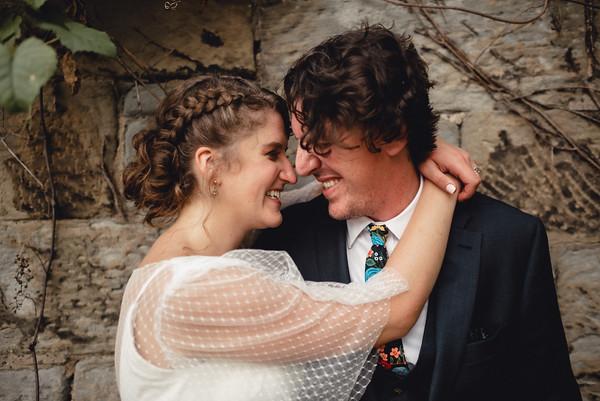 Laura + Pat Pittsburgh Micro Wedding
