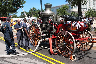 steamer-firing
