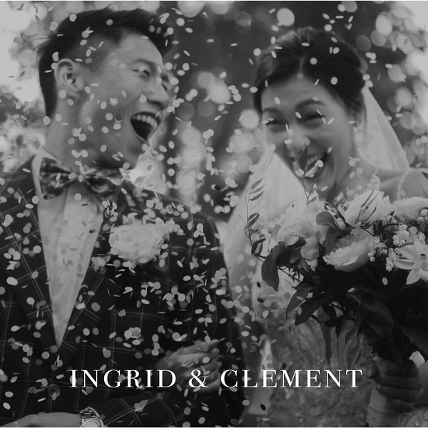 Wedding Day - Ingrid and Clement (Peak Lookout)