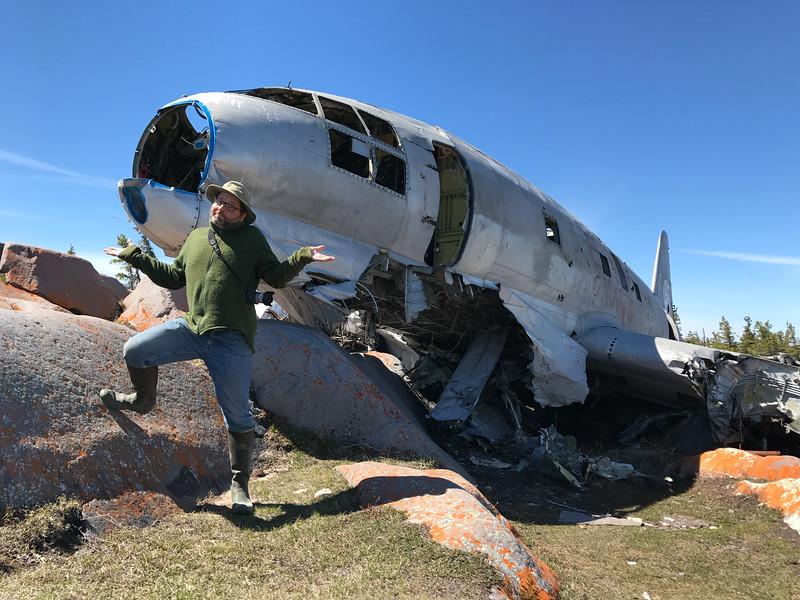 Miss Piggy plane crash Churchill Manitoba Canada IMG_8388.jpg