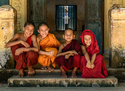 Buddhism: Monks And Nuns
