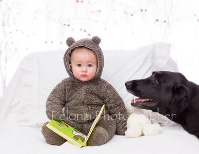 Jonathan and Bear