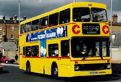 Bus Operator In London (Update 30.07.2019)
