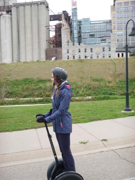 Minneapolis: October 12, 2015 (9:30am)