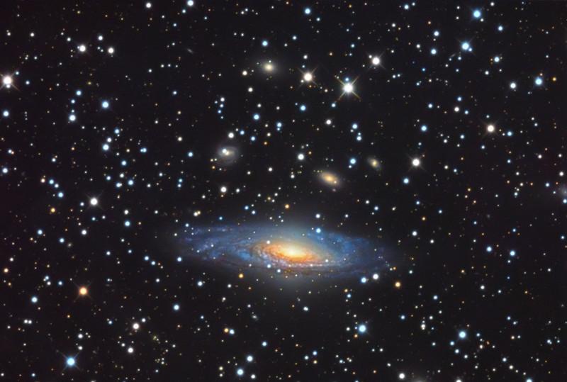 NGC 7331 Galaxy