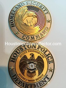 Wanted Houston Coins