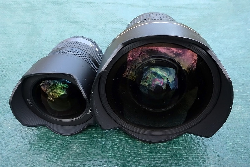 7-14mm and 14-24mm from the front.