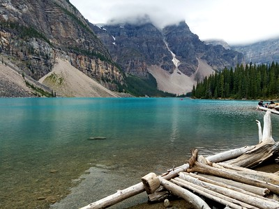 Canadian Rocky Mountains VIVO 5 five Cellphone