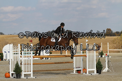 Grand Prix Ring Friday: Low Junior/Amateur Owner Jumper