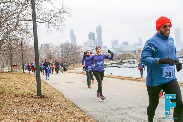 Half Marathon Mile 1 Part 4