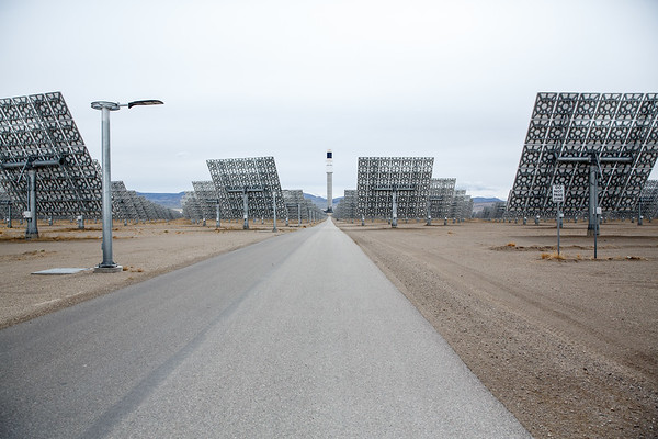 Faces of Solar Reserve - PLANT