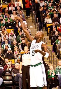 Javi at Celtics