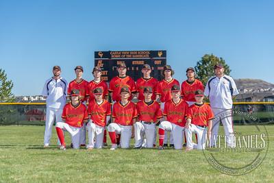 2021 Castle View Baseball