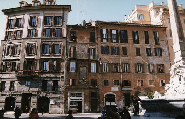Italy Honeymoon 1997