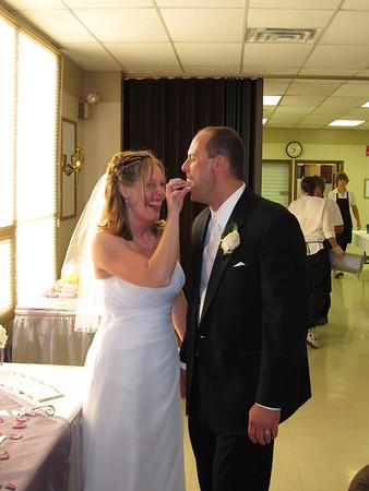 Brian & Diane Radmer Wedding - July 2011