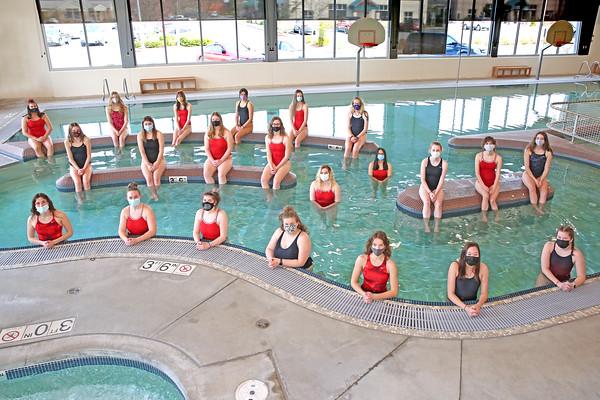 SHS Girls Swim 2021