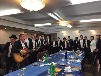 Alumni Pre-Chanukah Mesiba Israel