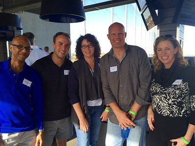 2017 Rockies & West Networking Activity - Topgolf