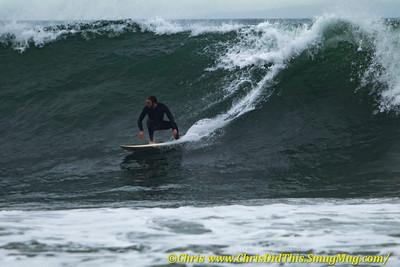 Rincon Surfing 2019