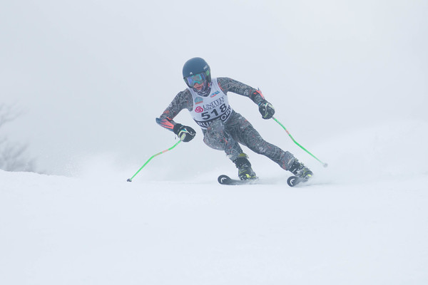 Boys Giant Slalom 2nd Run