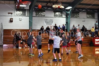La Moille Boys Basketball and Biddy BB, Dec. 4, 2012