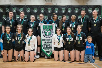 HRVC 18U Wins Ontario Provincial Championships